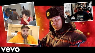 Kon Reacts to Diss Track Reactions ( Stephen Little Deji's Cameraman )