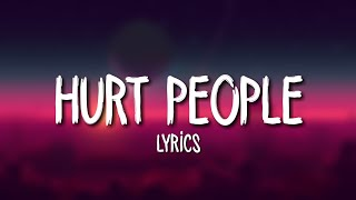 Gryffin   Hurt People (Lyrics) With Aloe Blacc
