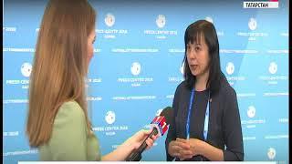 Россия 24  Интервью от 15 июня