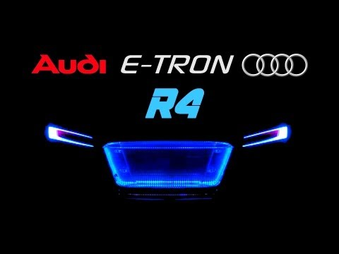 Audi E-Tron - Behind The Wheel ft Depeche Mode [OC Burning Studio 1972] par Olivier Le Petit Breton