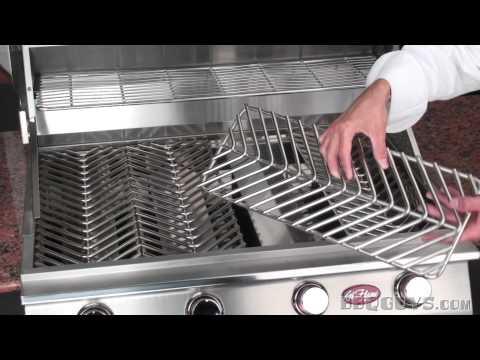 Cal Flame G4 Gas Grill Video