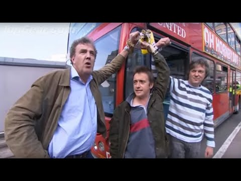 Top Gear Stages A Protest | Top Gear