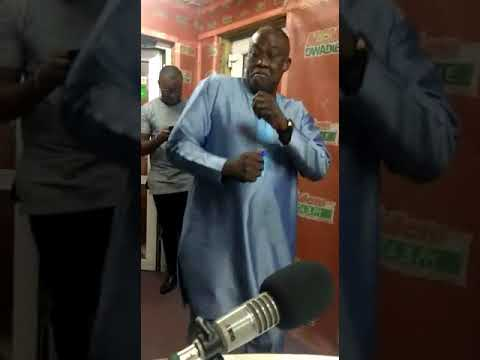 Video: Watch how Spio Garbrah danced to King Promise's 'Selfish'