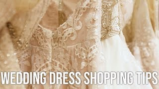 WEDDING DRESS SHOPPING TIPS FROM BRIDAL DESIGNER, HAYLEY PAIGE!!!