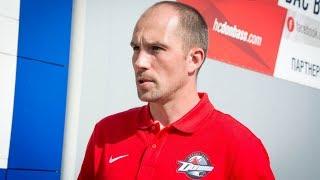 Артем Бондарев: Зная амбиции нашего клуба, задачи ставятся всегда самые максимальные