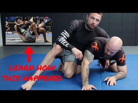 Craig Jones vous explique sa prise de dos contre Leandro Lo