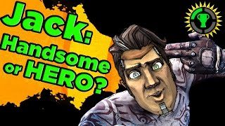 Game Theory: Handsome Jack, Monster or Misunderstood? (Borderlands 2/The Pre-Sequel!)