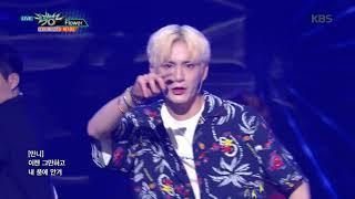 뮤직뱅크 Music Bank - FLOWER - 바시티(VARSITY) .20180803
