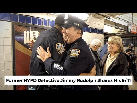 Former NYPD Detective Jimmy Rudolph shares his 9/11 Story Video Thumbnail
