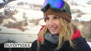 World Record - Anna Gasser | Best Female Snowboarder | Cab Triple Underflip 1260