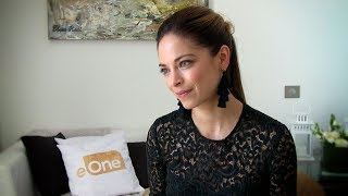 Burden Of Truth's Kristin Kreuk