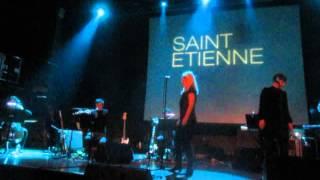 HOBART PAVING - Saint Etienne, live in Athens, 07/02/2015