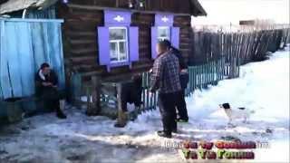Выпуск №2 деревенские разборки алкашей