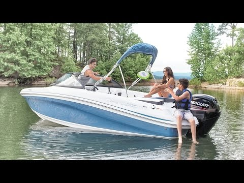 TAHOE Boats: 2017 450 TS Outboard Runabout Boat