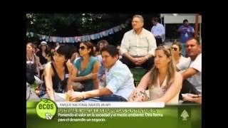 Entrevista a Pedro Tarak y Lucas Campodónico en Ecos del Parque TV