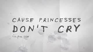 CARYS - Princesses Don't Cry [Lyric Video]