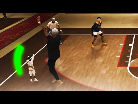 MIDGET 5'7 SHARPSHOOTER TAKES on 5K COURT in NBA2K19
