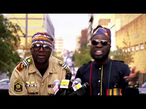 Music Video: M.anifest & HHP - Jigah
