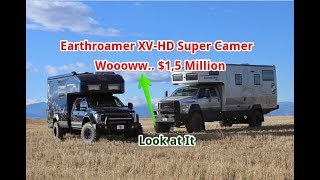 Amazing Earthroamer Xv Hd Super Camper Can Be Yours For 1 5 Million