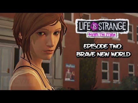 LIFE IS STRANGE: Before the Storm Episode 2: 'Brave New World' Walkthrough (100% Graffiti Guide)