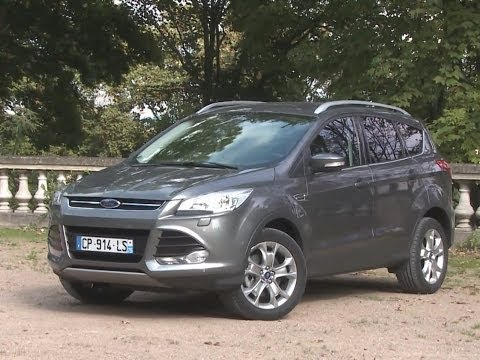 essai ford kuga 1 6 ecoboost 182 ch 4x4 titanium 2013 off road generation. Black Bedroom Furniture Sets. Home Design Ideas