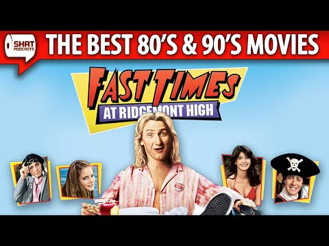 Fast Times at Ridgemont High (1982) – Best Movies of the '80s & '90s Review