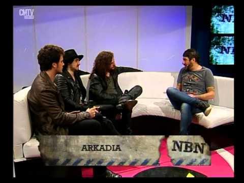 Arkadia video Entrevista  - NBN 2015