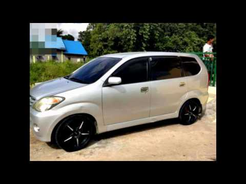 Video Dijual Daihatsu Xenia XI 2005 Silver Full Modif  Samarinda HP:085246902754 http://www.xmahakam.com/