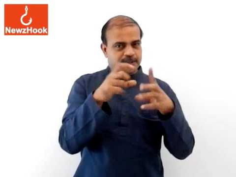 Govt frames rules for PwD during playing of national anthem - Sign Language News by NewzHook.com