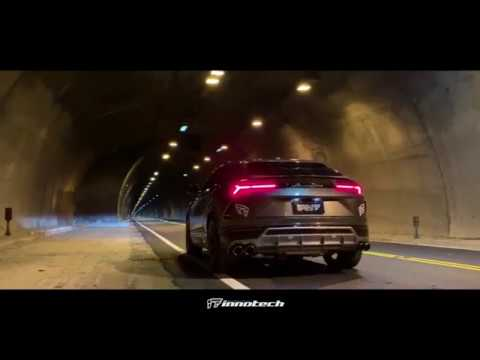 The iPE Exhaust for Lamborghini URUS