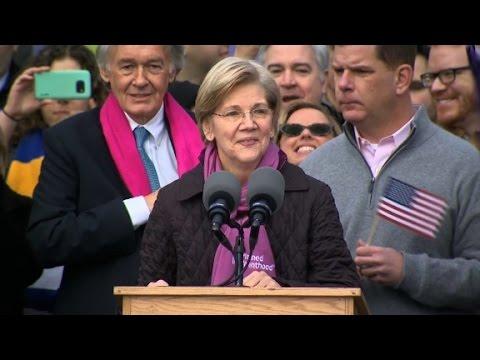 Elizabeth Warren: We're here to fight back