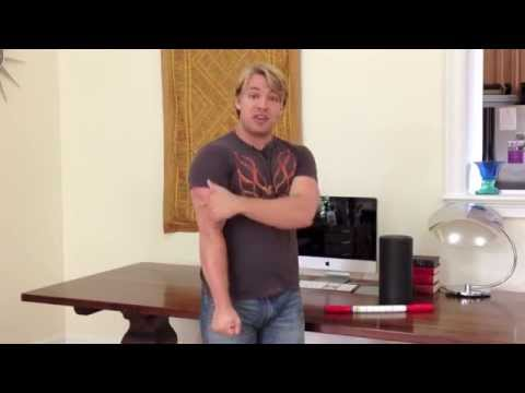 Video Heal Your Tricep Tendonitis