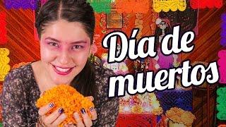 MI OFRENDA DIA DE MUERTOS | LESSLIE MUSAS | LOS POLINESIOS