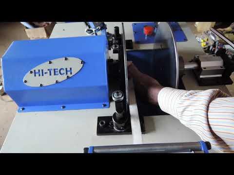Tape Roll Winding Machine