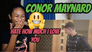 Conor Maynard    Hate How Much I Love You (Official Video & Acoustic Version) | Reaction