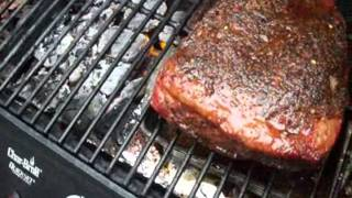 How To Smoke Beef Brisket On The Grill