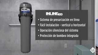 Sistema de Presurización Inline 400