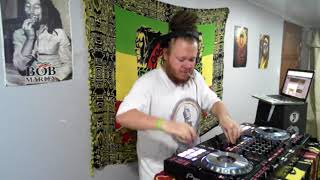 Roots Reggae Music Mix # 1 - 2019 by Selecta Herbalist