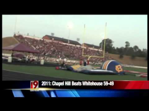 Football Game of the Week - Whitehouse and Chapel Hill