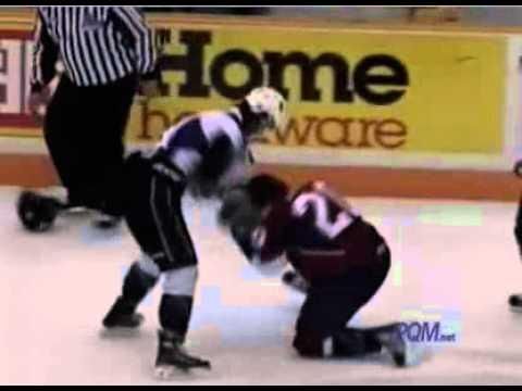 Danick Gauthier vs. Cody Linteau