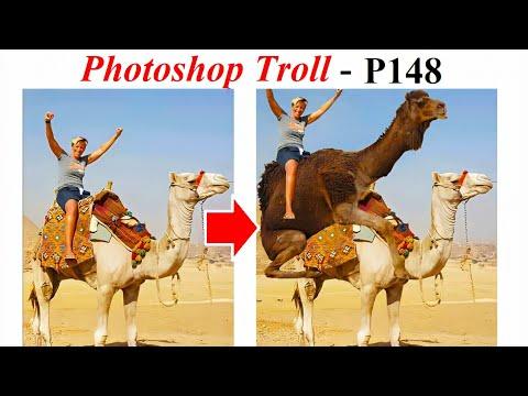 Ảnh Chế  💓 Photoshop Troll (P 148), James Fridman