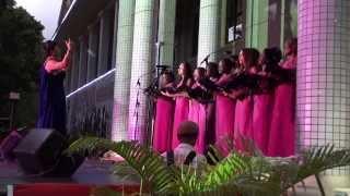 Christmas Carols with the Seychelles National Choir 2013