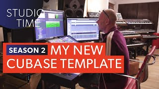 New Cubase Template: Part I [Studio Time: S3E8]