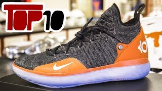 Top 10 Nike KD 11 Shoes Of 2019