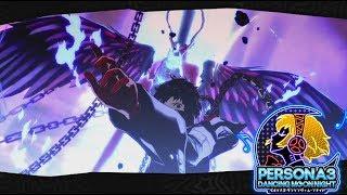 Persona 3 Mod - Theo and Liz Versus Margaret - Harry Type-C
