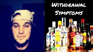 Moderate Alcohol Withdrawal Symptoms