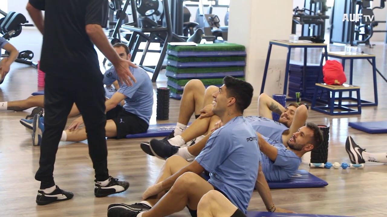 Último entrenamiento en Río - 25/6/2019