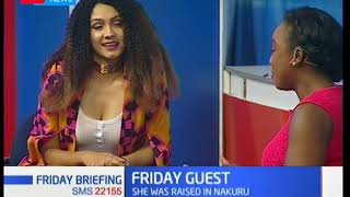 Singer songwriter Yvonne Darcq reveals KTN's new show 'I can Sing': Guest Anchor