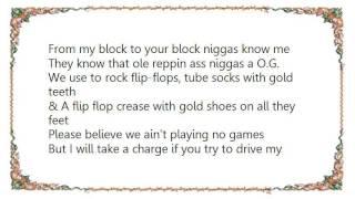Boyz N da Hood - Felonies Lyrics