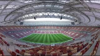 Moscow's Luzhniki all set for World Cup – 360 view